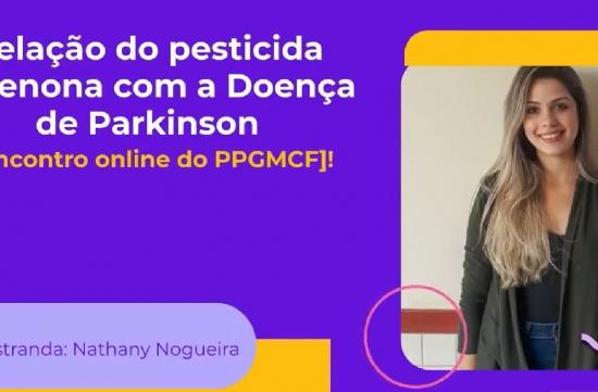 Relação do pesticida Rotenona com a Doença de Parkinson